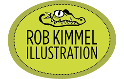Rob Kimmel Illustration